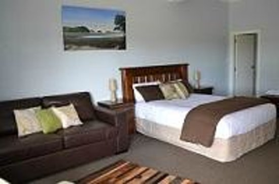 Coromandel Seaview Motel Style B&B: Studio 1