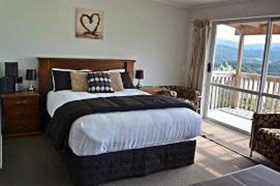 Coromandel Seaview Motel Style B&B: Deluxe Studio