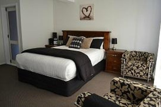 Coromandel Seaview Motel Style B&B: Deluxe Studio with Awesome views