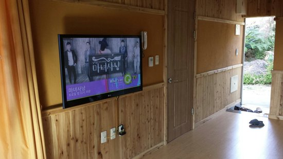 Memory In Jeju Pension : Tv