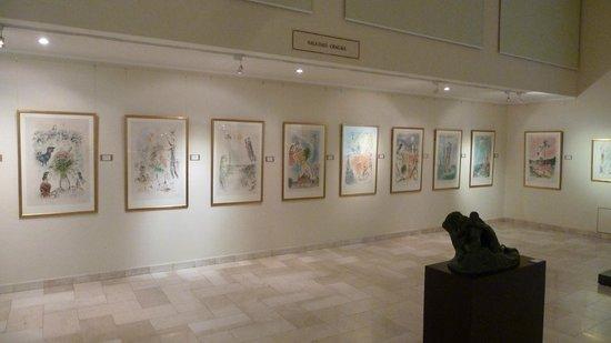 Ralli Museums : Der Chagall-Dali-Saal