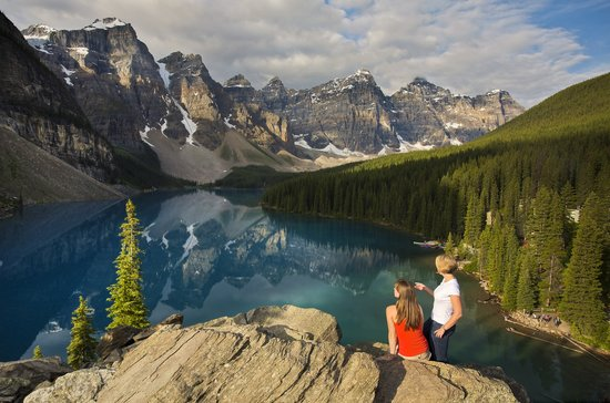 Moraine Lake Banff National Park Picture Of Alberta