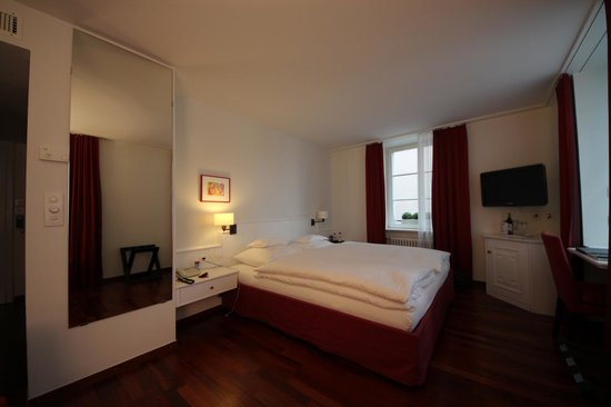 Hotel Helmhaus: Comfortable room