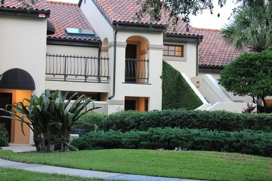 Villas of Grand Cypress : Villas