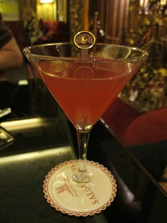 Hassler Bar: Hassler Martini