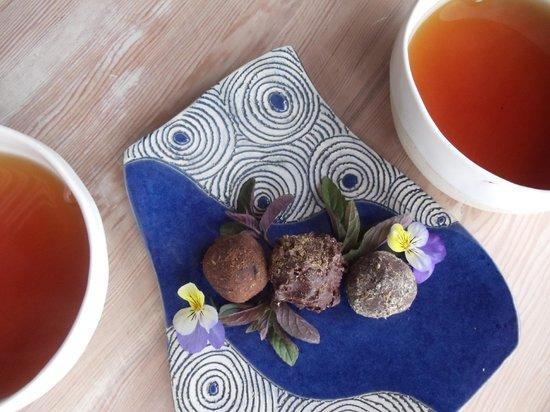 TeaFarm : tea+sweet pairings