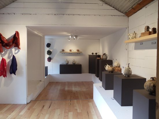 Margit Nellemann clay gallery @ Teafarm