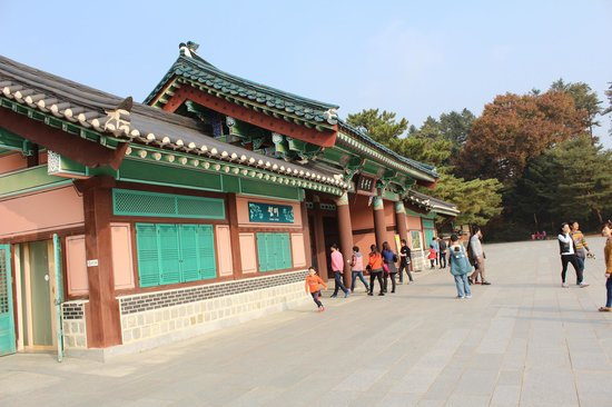 Hyeonchungsa Shrine