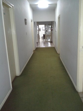 Columbia Palace: corredor