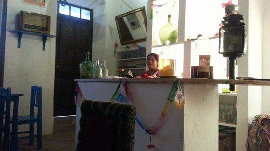 Hotel Boutique Mi Pueblo Samary: Bar