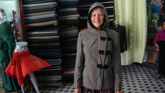 Hoi An Tailor - Nu Ni : Vinterjacket