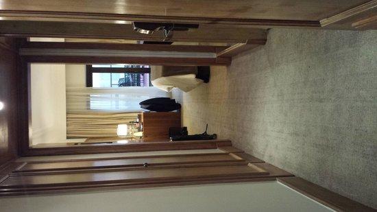 L'Hotel Porto Bay Sao Paulo: entrada suite 16