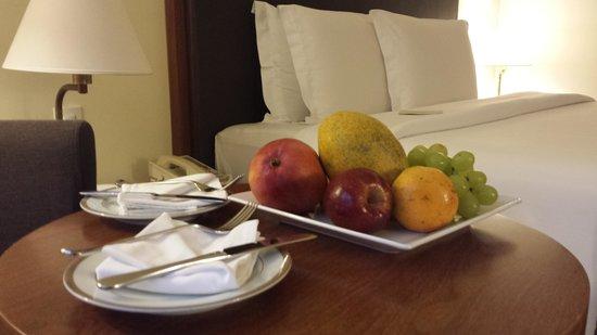 L'Hotel Porto Bay Sao Paulo: atenção aos detalhes ! excelente hotel ! entendem o que é luxo.