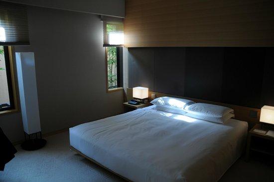 Hyatt Regency Kyoto: our room
