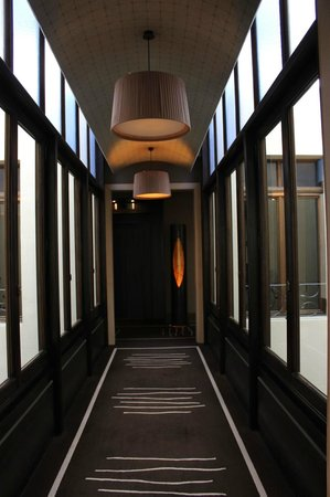 Casa Fuster Hotel : 廊下