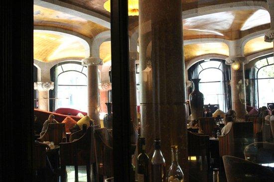 Casa Fuster Hotel : 1階のカフェ