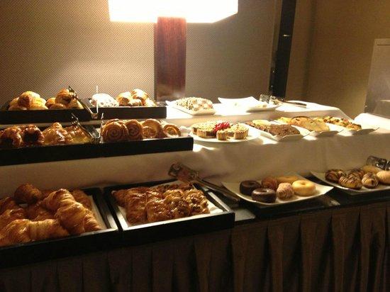 Hotel Casa Fuster: 朝食