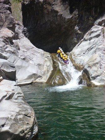 Canyoning, Envergure Reunion
