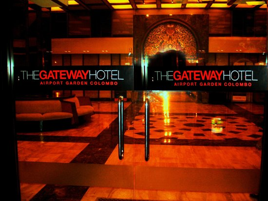 The Gateway Hotel Colombo : The Gateway Hotel Airport Garden