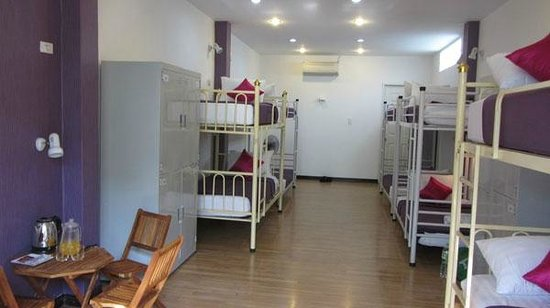Suite Backpackers Inn - Saigon Center: Dormitory