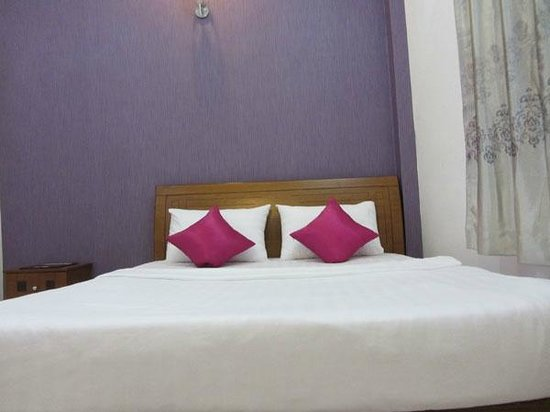 Suite Backpackers Inn - Saigon Center: Guest Room