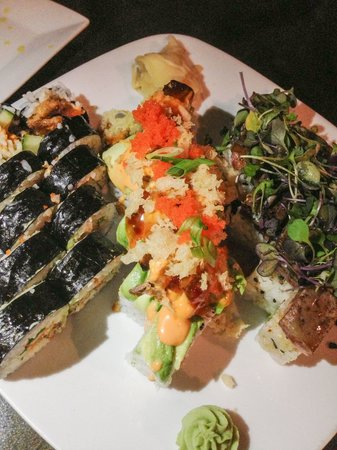 Spy Global Cuisine & Lounge: Yummy !