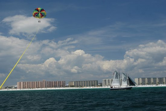 Destin Beach Parasail Fl Top Tips Before You Go With