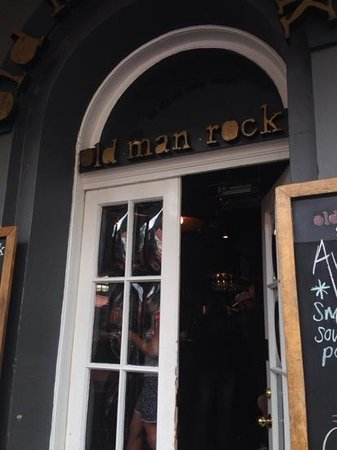 Old Man Rock Cafe Bar - The Mall Queenstown: Old Man Rock