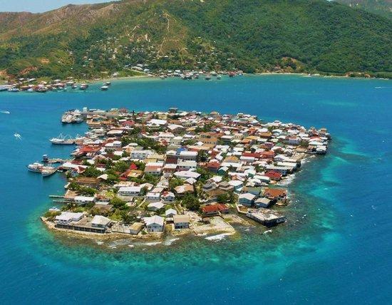 Guanaja, Honduras: The Cay