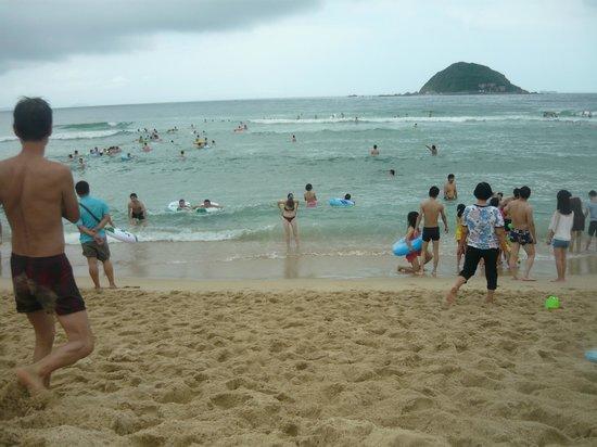 Xichong Beach: Пляж
