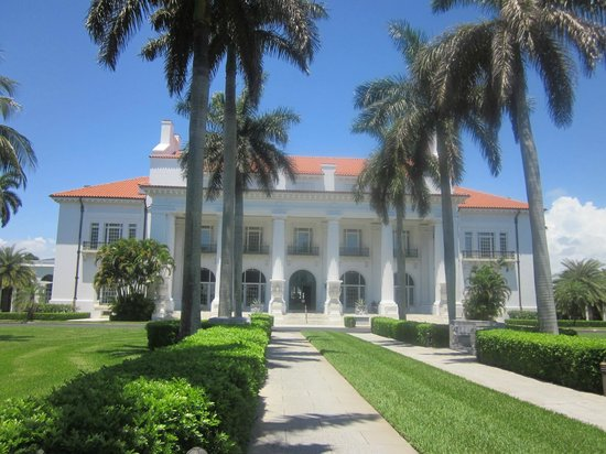 Whitehall Home Of Henry Morrison Flagler Picture Of