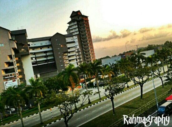 Amansari Residence Resort: Sunset