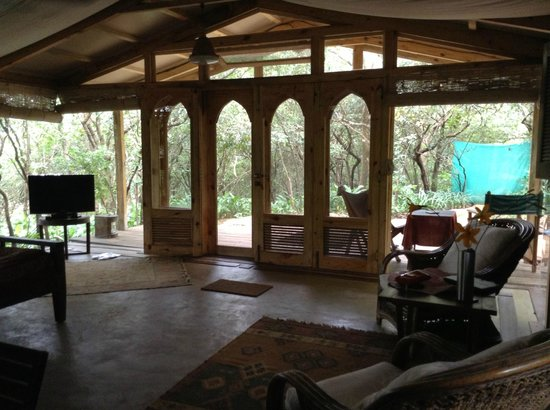 The Machan: Cabin in the woods