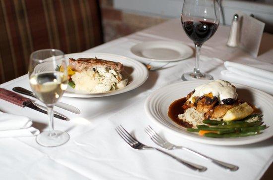 Powerhouse Eatery: Elegant Dinner for Two