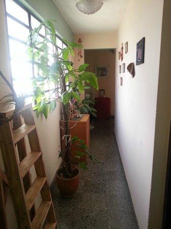 Ramiros House: Pasillo