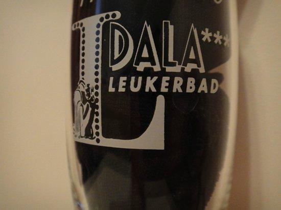 Hotel dala: Фирменный логотип апартотеля