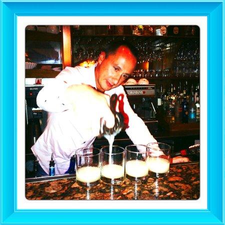 Clafoutis: Cocktail by Franck de Margerie