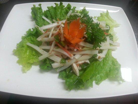 Pho Van Van Vietnamese Restaurant: Salad