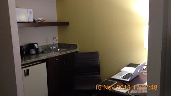 SpringHill Suites Dallas Downtown/West End : Room617