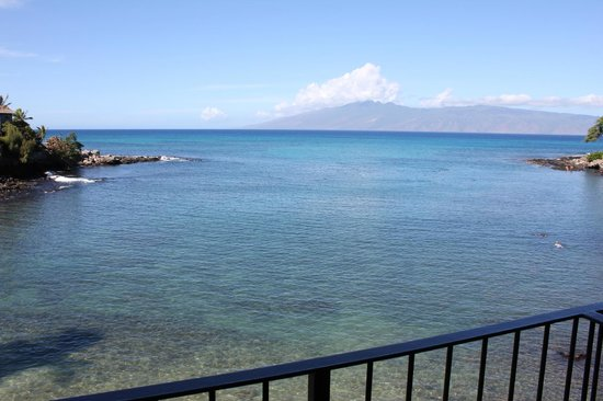 Honokeana Cove Condominiums : View from our deck