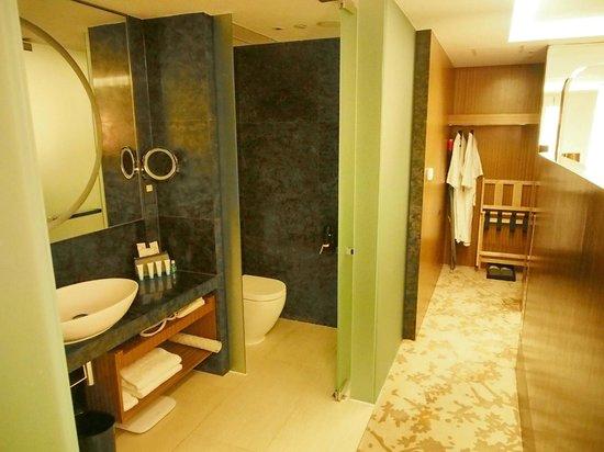 Hotel ICON: 38 Room - Basins & WC