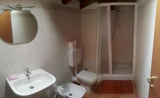 Villa Stefy: bagni