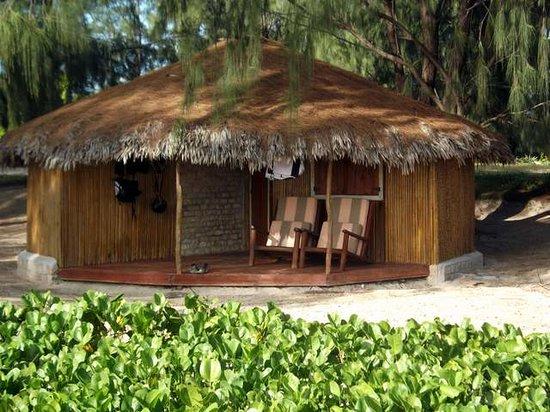 Sakalava Lodge: Bungalow bord de mer