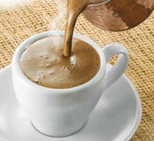 Μικρόν Coffee Corner: traditional greek coffee