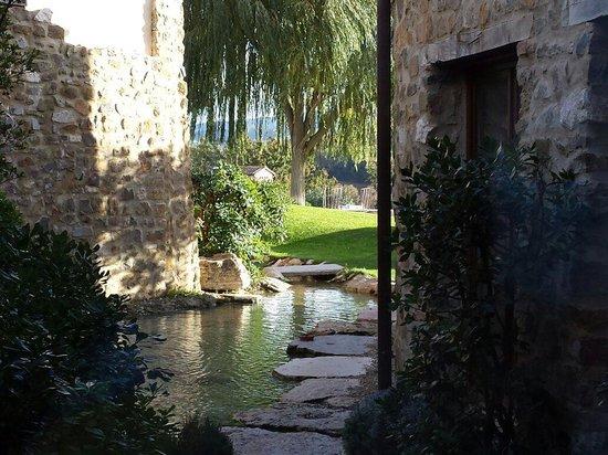 Hotel Adler Thermae Spa & Relax Resort: Ogni scorcio del resort è curato nei particolari.