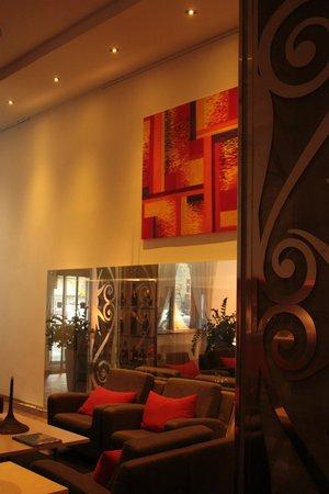 Mamaison Hotel Andrassy Budapest : lobby