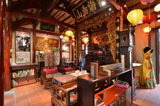 Chula fashion showroom: The Chula Pagoda