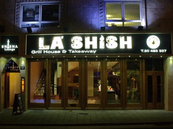 La Shish Restaurant: La'Shish By Night