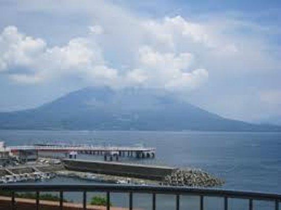 Best Western Rembrandt Hotel Kagoshima Resort: view