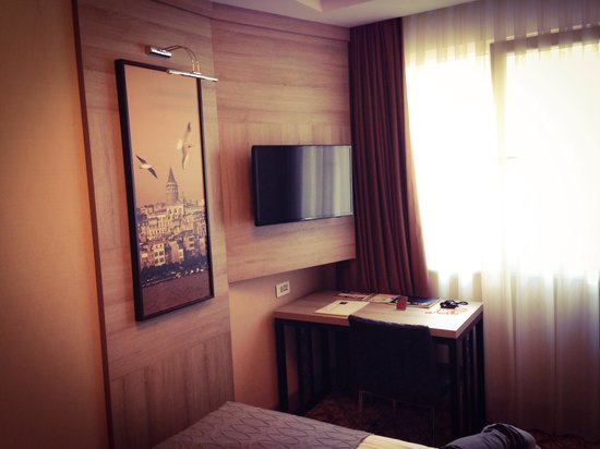 Nidya Hotel Galataport: Room
